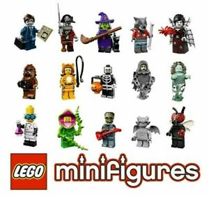 LEGO 71010 Minifigures Series 14 Monsters Pick up you Own Minifigure