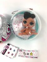 LOL Surprise Dollface Bling Series Doll Christmas Tree Ornament Big Sister NEW