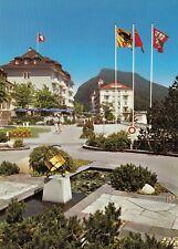 Alte Postkarte - Bürgenstock-Hotels - Park- und Palace-Hotel