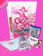 Playstation 4 USA Box Set GAL GUN Double Peace Mr Happiness LIMITED Edition PS4