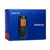 Nokia 100 Unlocked Simple basic Classic Mobile Phone BOX UP