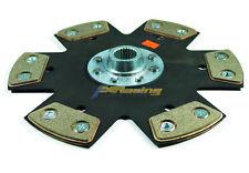 FX STAGE 4 CLUTCH DISC PLATE 00-05 AUDI A6 ALLROAD QUATTRO S4 2.7L V6 Bi-TURBO