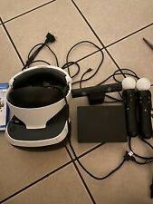 Sony PlayStation VR Bundle Virtual Reality PS4 | CUH-ZVR2 + Motion Controllers!