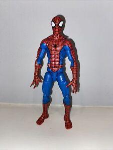 "MARVEL LEGENDS SPIDER-MAN RETRO COLLECTION 6"" FIGURE HASBRO (MISSING PIZZA)"