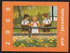 SWITZERLAND 2000 Pro Juventute  Booklet, Complete