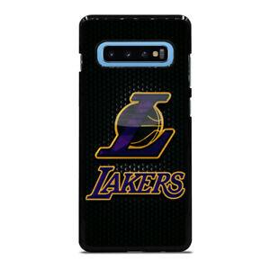 LA LAKERS LOGO BASKETBALL Samsung S 8/+ 9/+10/+20/+ 21/+Ultra Phone Cover