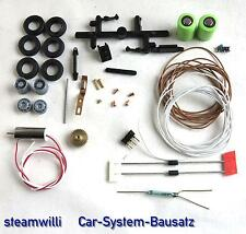 H0 1/87 Modellauto Umbausatz, geeignet für Faller Car-System*, DC-Car*, usw.
