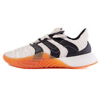 adidas Sobakov Boost Herren Sneaker Turnschuhe Trainers weiss Chalk Gum