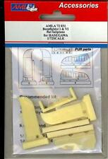 AML Models 1/72 BRISTOL BEAUFIGHTER Mk.I & Mk.IV FLAT TAILPLANE Resin Set