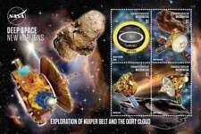 Micronesia - Space Anniversaries Stamp - Sheet of 4 MNH