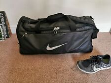 Large 70Litres Nike Max Air Duffel Gym Bag Holdall Team Training Travel