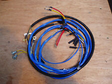 Fordson Super/Power Major 4 cylinder Tractor Wiring Loom/Harness