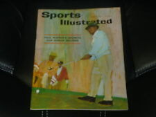 1962 PAUL RUNYAN GOLF NO LABEL NEWSSTAND COPY SPORTS ILLUSTRATED NR MINT