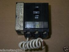 Square D QOB2301021 2 pole 30 amp Neutral Switch Circuit Breaker QOB230-1021