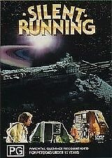 Silent Running (DVD, 2001) Bruce Dern Sci Fi Classic Trumbull Region 4 Like New