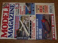 $$$ Revue Modele Magazine N°522 Plan encarte Ka 8BCaprice 15ASW 24Roxy