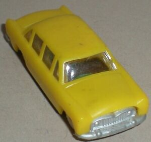 YELLOW SIMCA for AF 24566 New Haven Automobile Carrier #2
