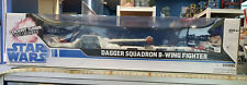 Star Wars Dagger Squadron B-Wing Figther