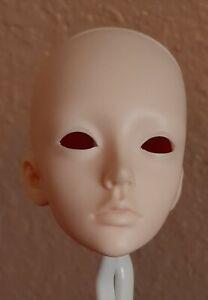 Iplehouse FID Recast Mari 1/4 Scale BJD Unpainted Doll Head Only No Body