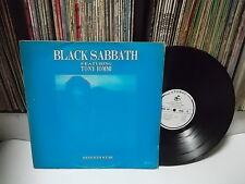 BLACK SABBATH - Seventh Star KOREA LP Blue CVR