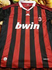 Ronaldinho Signed Ac Milan 2009 Jersey+Coa+Proof
