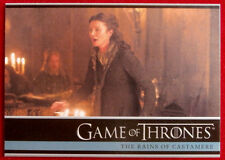 GAME OF THRONES - THE RAINS OF CASTAMERE - Season 3, Card #27 - Rittenhouse 2014