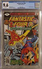 FANTASTIC FOUR #207 CGC 9.6 1979 AMAZING SPIDERMAN COVER