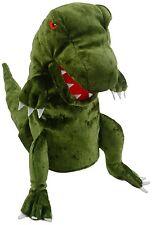 Fiesta Crafts Dinosaur Hand Puppet (Green)