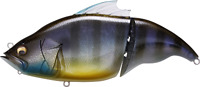 Megabass Vatalion 190 Swimbait 7 1/2 inch Jointed Panfish Imitating Swimbait