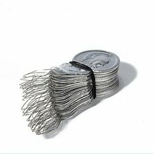 50pcs Insertion Hand Bow Wire Sewing Stitch Needle Threader