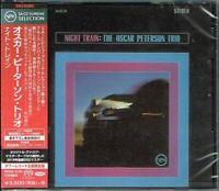 "Oscar Peterson Trio ""Night Train"" Japan SACD w/OBI NEW Tower Records"