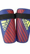 New Adidas X Lite Soccer Shin Guards Shield Lightweight Size L Large 5'10�-6'1�