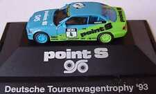 1:87 BMW M3 Coupe E36 Point S Racing No. 4 Anton Goeser Dtt 1993 - herpa