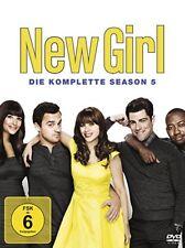 3 DVD-Box ° New Girl ° Staffel 5 ° NEU & OVP