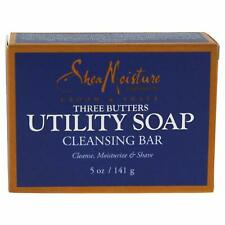 Shea Moisture Men'S Utility Soap, 5 Ounce