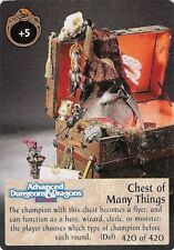 Spellfire - 1st Edition Chase #420 - 1st/420 - Chest of Many Things - D&D