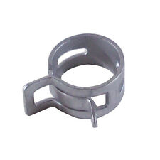 HOSE CLAMP Ø6-7,5 STAINLESS STEEL FUEL CLIP SPRING TUBE HOLDER CAR SCOOTER MOPED