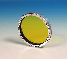 Voigtländer 32mm Gelbfilter 302/32 AR G 3x LW-1.5 Filter Aufsteck - (203779)