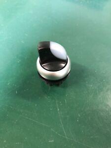 Eaton/Moeller RMQ-Titan Leuchtwahltaste weiß M22-WRLK-W