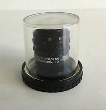 Carl Zeiss CF250 50x GF-PlanApochromat Objektiv Jenaval, Jenamed