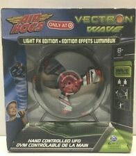 Air Hogs Vectron Wave Light FX Drone Toy Edition Red Hand Controlled UFO New