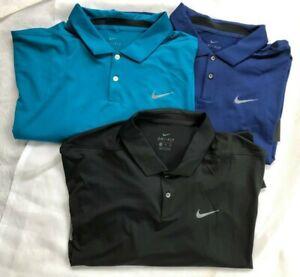 NWT Men's Nike Dri Fit Vapor Golf Polo Style #: AV4182 Size L/XL/2XL $65