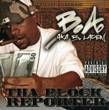 B.A., B.a. of 3X Krazy - Tha Block Reporter [New CD] Explicit
