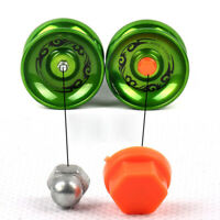 Aluminum Design fessional YoYo Ball Bearing String Kids Trick Alloy Q5N0