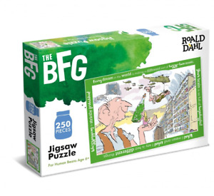 University Games- 6995- Roald Dahl Big Friendly Giant 250 pc