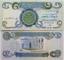 IRAK / IRAQ 1 Dinar 1980 UNC