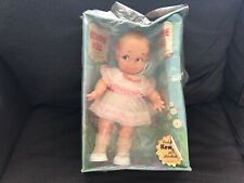 Vintage Kewpie Doll Amsco Cameo Dolls Box nib Vinyl 1974 Milton Bradley Kallus