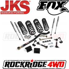 """JKS J-RATED 3-3.5"""" SUSPENSION SYSTEMS 20+ JEEP GLADIATOR JT 131K JSPEC w FOX IFP"""