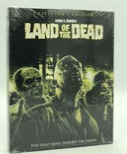 Land of the Dead (Blu-ray Disc, 2017; Scream Factory Collector's Ed.) NEW