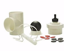 Rain Harvesting 100mm FIRST FLUSH WATER DIVERTER KIT Floating Ball & Seat System